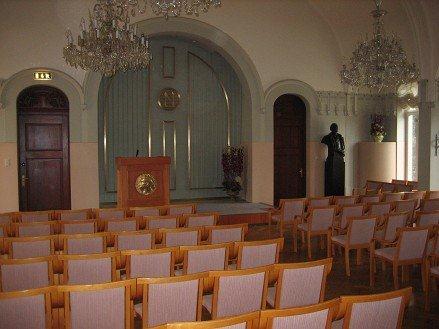 Dörrar Nobelsalen Oslo