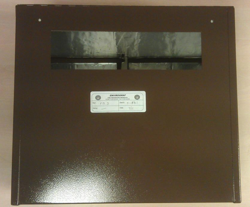 P52 Brevlåda baksida
